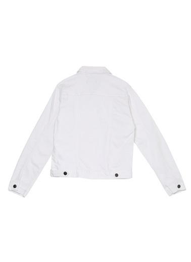 Limon Company Jean Ceket Beyaz